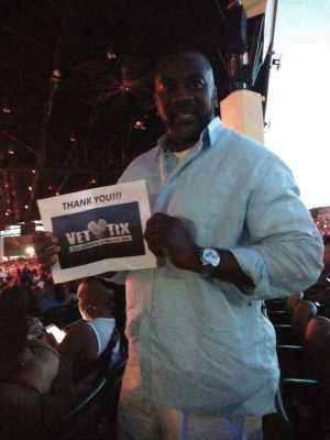 Shawn attended Mary J. Blige & Nas - R&b on Aug 22nd 2019 via VetTix