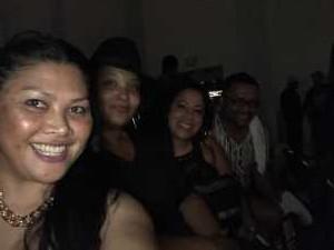 Lena attended Mary J. Blige & Nas - R&b on Aug 22nd 2019 via VetTix