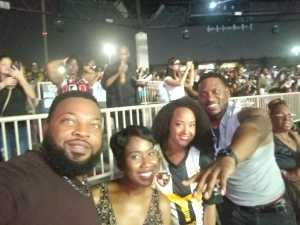 Tommy attended Mary J. Blige & Nas - R&b on Aug 22nd 2019 via VetTix
