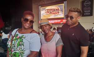 Twana attended Mary J. Blige & Nas - R&b on Aug 22nd 2019 via VetTix