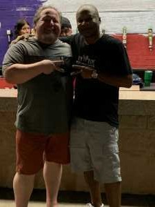 Darren attended Mary J. Blige & Nas - R&b on Aug 22nd 2019 via VetTix