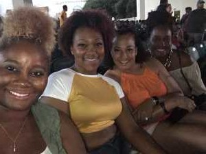 Juanita attended Mary J. Blige & Nas - R&b on Aug 22nd 2019 via VetTix