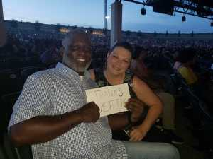 Jermare attended Mary J. Blige & Nas - R&b on Aug 22nd 2019 via VetTix