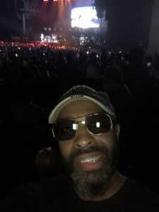 Kevin attended Mary J. Blige & Nas - R&b on Aug 22nd 2019 via VetTix