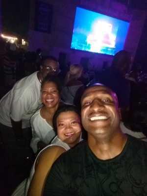 Christopher attended Mary J. Blige & Nas - R&b on Aug 22nd 2019 via VetTix