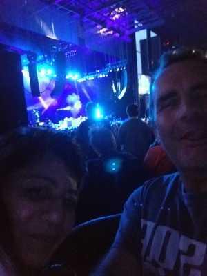 William attended The Smashing Pumpkins & Noel Gallagher's High Flying Birds - Alternative Rock on Aug 15th 2019 via VetTix