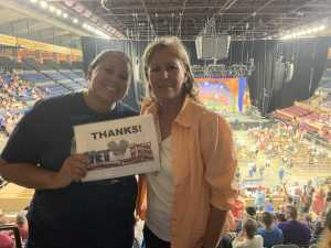 carmen attended Ringo Starr & His All-starr Band on Aug 13th 2019 via VetTix