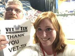 Larry attended Ringo Starr & His All-starr Band on Aug 13th 2019 via VetTix