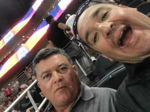 Ray attended Blue vs. White - USA Men's Basketball Exhibition on Aug 9th 2019 via VetTix