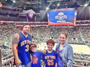 William attended Blue vs. White - USA Men's Basketball Exhibition on Aug 9th 2019 via VetTix