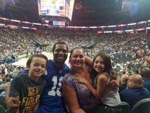 Dereck attended Blue vs. White - USA Men's Basketball Exhibition on Aug 9th 2019 via VetTix