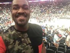 Edward attended Blue vs. White - USA Men's Basketball Exhibition on Aug 9th 2019 via VetTix
