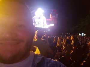 Daniel attended Brad Paisley Tour 2019 - Country on Aug 10th 2019 via VetTix