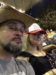 Robert attended Brad Paisley Tour 2019 - Country on Aug 10th 2019 via VetTix