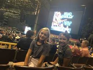 Charles attended Brad Paisley Tour 2019 - Country on Aug 10th 2019 via VetTix