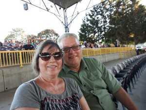 Chris attended Brad Paisley Tour 2019 - Country on Aug 10th 2019 via VetTix