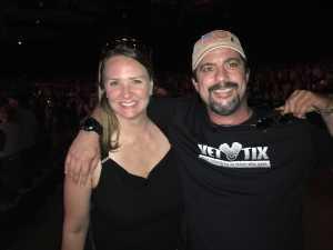 Jason attended Brad Paisley Tour 2019 - Country on Aug 10th 2019 via VetTix