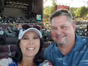 Rex attended Brad Paisley Tour 2019 - Country on Aug 10th 2019 via VetTix