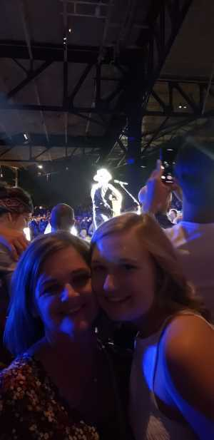 Anthony attended Brad Paisley Tour 2019 - Country on Aug 10th 2019 via VetTix