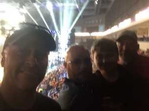 Jay attended WWE Smackdown Live! - Denny Sanford PREMIER Center on Aug 20th 2019 via VetTix