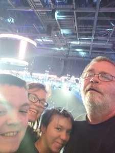 Lee Loneman  attended WWE Smackdown Live! - Denny Sanford PREMIER Center on Aug 20th 2019 via VetTix