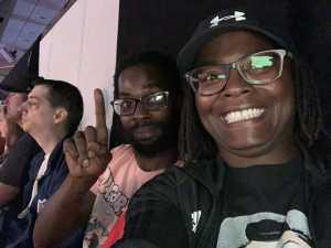 Lina attended WWE Smackdown Live! - Denny Sanford PREMIER Center on Aug 20th 2019 via VetTix