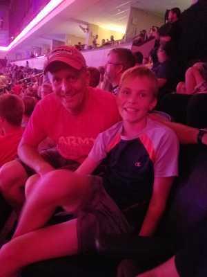 Chad attended WWE Smackdown Live! - Denny Sanford PREMIER Center on Aug 20th 2019 via VetTix