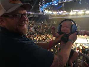 Jeff attended WWE Smackdown Live! - Denny Sanford PREMIER Center on Aug 20th 2019 via VetTix