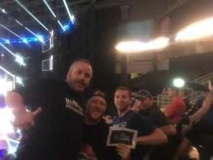 Troy attended WWE Smackdown Live! - Denny Sanford PREMIER Center on Aug 20th 2019 via VetTix