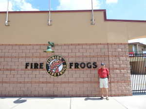 Donald attended Florida Fire Frogs vs. Lakeland Flying Tigers - MiLB on Aug 11th 2019 via VetTix