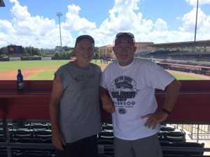 Michael attended Florida Fire Frogs vs. Tampa Tarpons - MiLB on Aug 22nd 2019 via VetTix