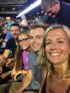 Scotty attended Zac Brown Band: the Owl Tour - Country on Aug 9th 2019 via VetTix