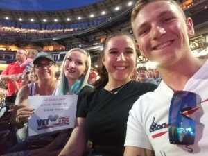 Rick attended Zac Brown Band: the Owl Tour - Country on Aug 9th 2019 via VetTix