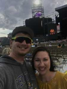 Jerry attended Zac Brown Band: the Owl Tour - Country on Aug 9th 2019 via VetTix