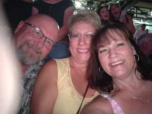 John attended Zac Brown Band: the Owl Tour - Country on Aug 9th 2019 via VetTix