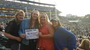 Jon attended Zac Brown Band: the Owl Tour - Country on Aug 9th 2019 via VetTix
