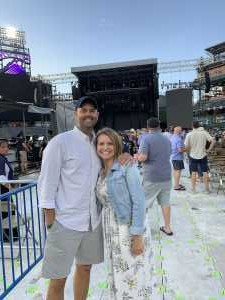 Alessandro attended Zac Brown Band: the Owl Tour - Country on Aug 9th 2019 via VetTix