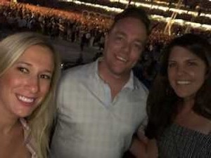 Jake  attended Zac Brown Band: the Owl Tour - Country on Aug 9th 2019 via VetTix