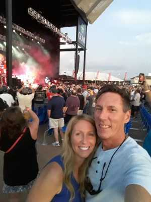 Kimberly attended Ted Nugent: the Music Made Me Do It Again - Pop on Aug 17th 2019 via VetTix