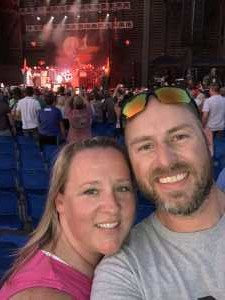 Brian attended Ted Nugent: the Music Made Me Do It Again - Pop on Aug 17th 2019 via VetTix