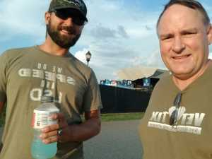 Jeffrey attended Ted Nugent: the Music Made Me Do It Again - Pop on Aug 17th 2019 via VetTix