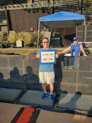 Kevin attended Ted Nugent: the Music Made Me Do It Again - Pop on Aug 17th 2019 via VetTix