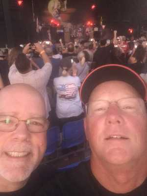 James attended Ted Nugent: the Music Made Me Do It Again - Pop on Aug 17th 2019 via VetTix
