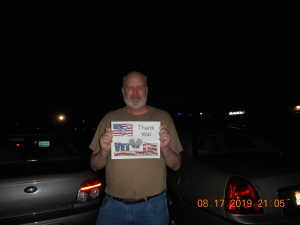 Donald attended Ted Nugent: the Music Made Me Do It Again - Pop on Aug 17th 2019 via VetTix