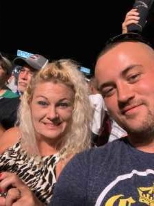 Taylor attended Ted Nugent: the Music Made Me Do It Again - Pop on Aug 17th 2019 via VetTix