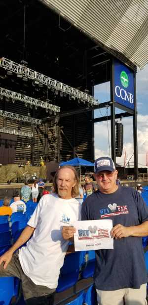 Richard attended Ted Nugent: the Music Made Me Do It Again - Pop on Aug 17th 2019 via VetTix