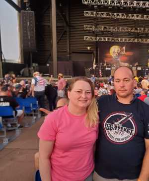 Katherine attended Ted Nugent: the Music Made Me Do It Again - Pop on Aug 17th 2019 via VetTix