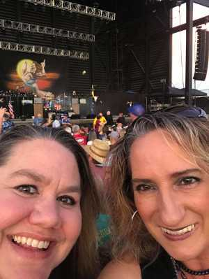 Stephen attended Ted Nugent: the Music Made Me Do It Again - Pop on Aug 17th 2019 via VetTix