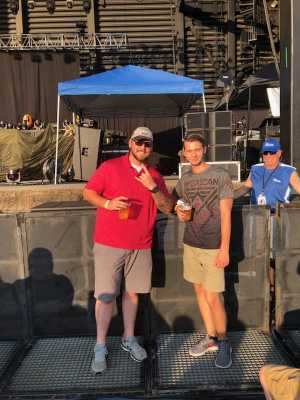 Tyler attended Ted Nugent: the Music Made Me Do It Again - Pop on Aug 17th 2019 via VetTix