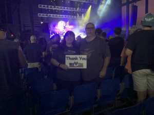 Jandy attended Ted Nugent: the Music Made Me Do It Again - Pop on Aug 17th 2019 via VetTix